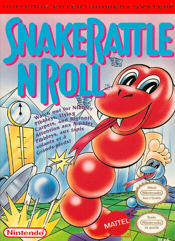 File:Snake Rattle n Roll NES cover.jpg