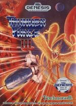 Thunder Force III cover