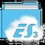 ES File Explorer Android icon