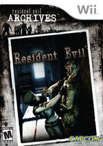Resident Evil for the Wii