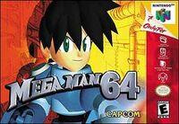 Megaman 64