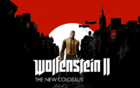 Wolfenstein II The New Colossus cover