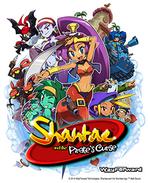 Shantae 3 cover