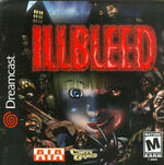 Illbleed Dreamcast Cover
