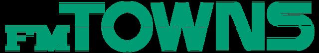 File:FM Towns Logo.png