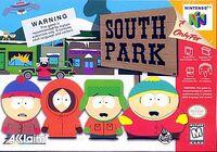 South park game n64