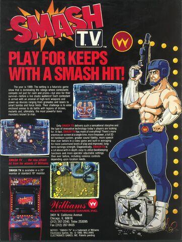 File:Smash TV arcade flyer.jpg