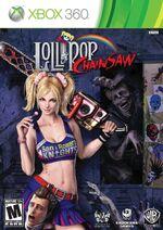 Lollipop Chainsaw 360