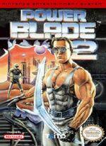 Power Blade 2 NES cover