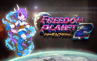 Freedom Planet 2 cover