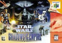 Shadows of the Empire