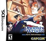 Phoenix Wright - Ace Attorney Coverart