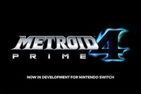 Metroid Prime 4 cover