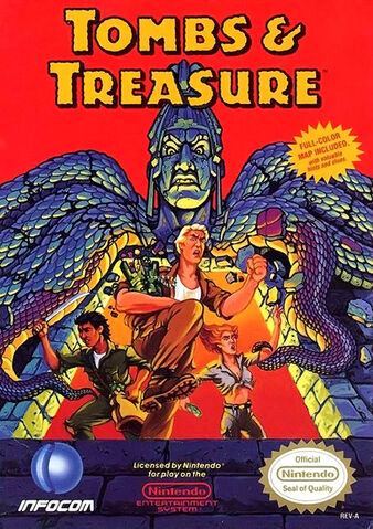File:Tombs and Treasure NES cover.jpg