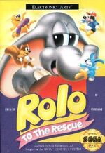 Rolo to the Rescue cover