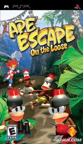 File:Ape escape on the loose psp cover.jpg