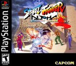 Street Fighter Alpha PS1