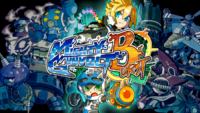 Mighty Gunvolt Burst cover