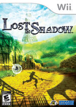 Lost in Shadows Wii Boxart