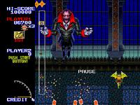 Kingdom grandprix saturn screenshot