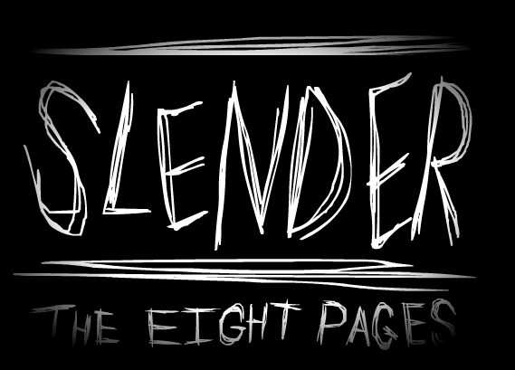 File:Slender The Eight Pages logo.png