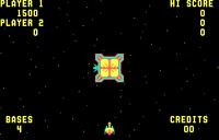 Space Zap arcade screenshot