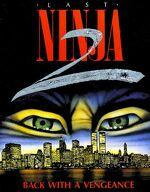 Last Ninja 2 C64 cover