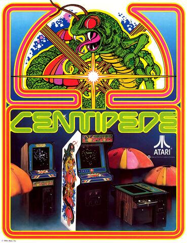 File:Centipede arcade flyer.jpg