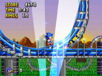Sonic Before The Sequel screenshot