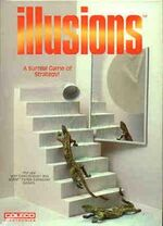Illusions Colecovision cover