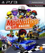 ModNation Racers box art