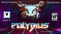 Polybius PS4 cover