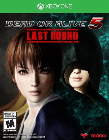 File:Dead or Alive 5 Last Round Xbox One cover.jpg