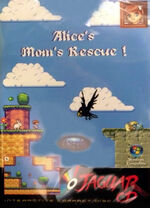 Alices Moms Rescue Jaguar CD cover