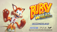 Bubsy The Woolies Strike Back cover