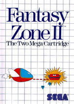 Fantasy Zone 2 SMS box art