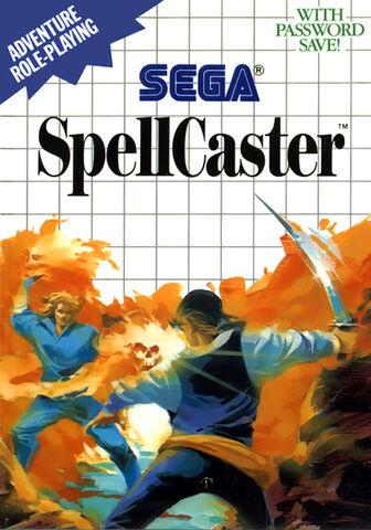 File:Spellcaster SMS box art.jpg