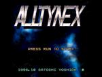 Alltynex FMTowns title screen