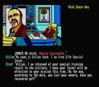 Snatcher MSX2