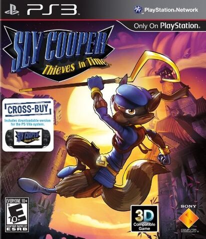 File:Sly Cooper - Thieves in Time.jpg