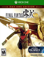 Final Fantasy Type-0 HD Xbone