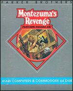 Montezumas Revenge Atari Computers