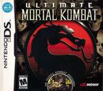 Ultimate Mortal Kombat DS Cover