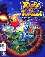Ruff n Tumble Amiga cover
