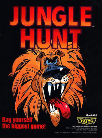 File:Jungle Hunt arcade flyer.jpg