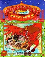 Arabian Nights Amiga cover