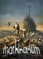 Machinarium cover