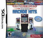 Konami Classics Series DS Cover
