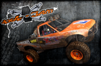 4x4 Jam Dreamcast cover