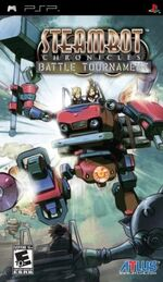 Steambot chronicles battle tournament psp